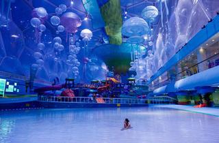 Counterfeit Paradises: Happy Magic Water Park # 1, 2010, by Matthew Niederhauser