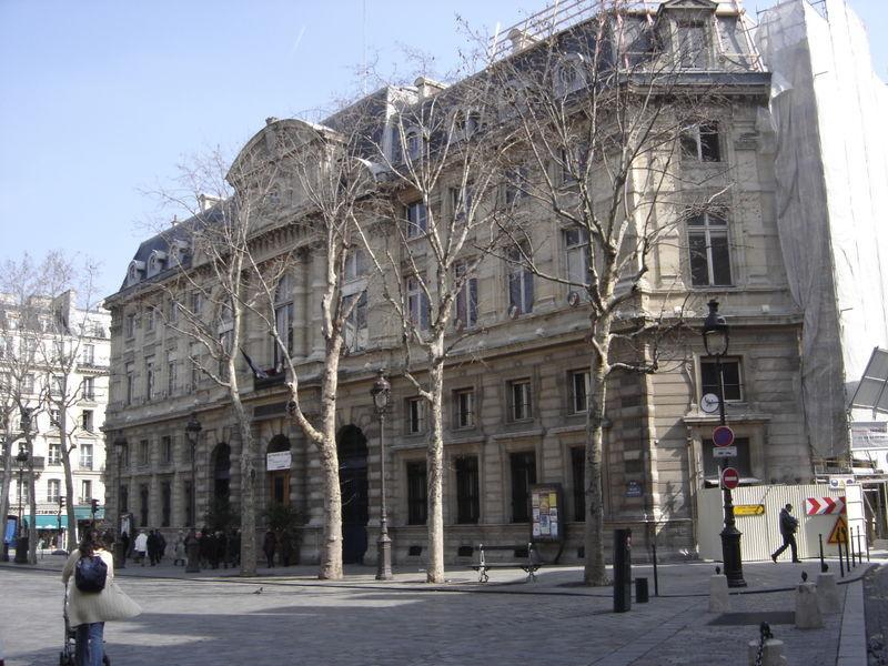 Mairie du 4e - Salle des Fêtes
