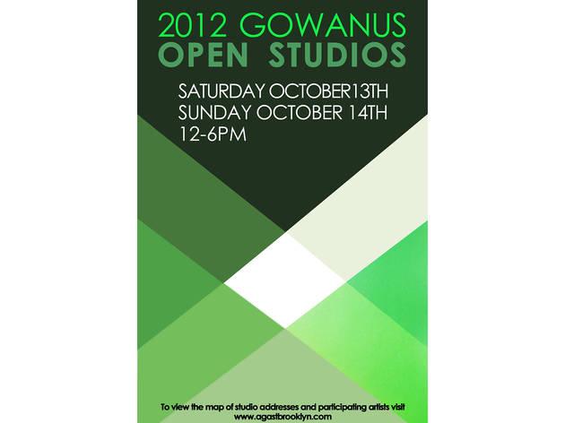 Gowanus Open Studios 2012