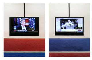 Jonathan Horowitz, Your Land/My Land: Election '12