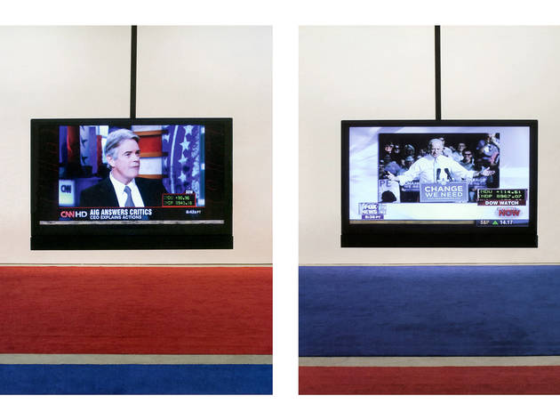 Jonathan Horowitz, Your Land/My Land: Election '12
