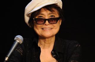 TimesTalks: Yoko Ono