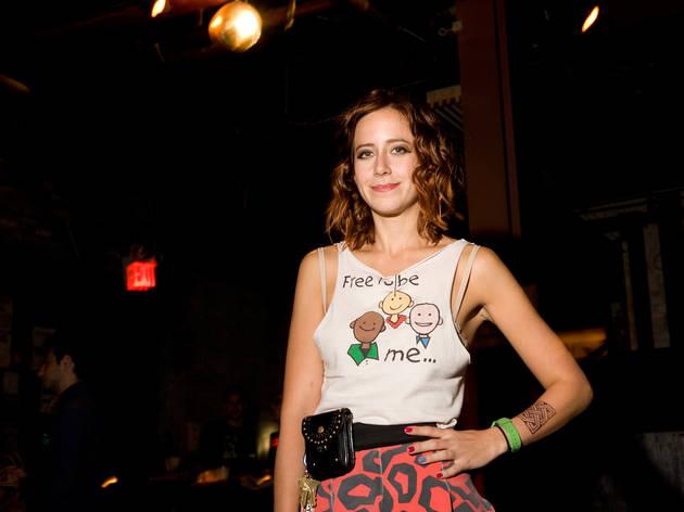 Bex, 26, fashion stylist, Chelsea