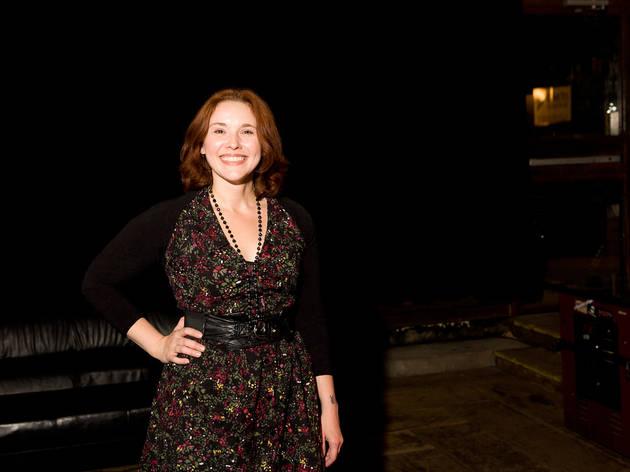 Elizabeth, 39; seamstress and milliner; Astoria, Queens