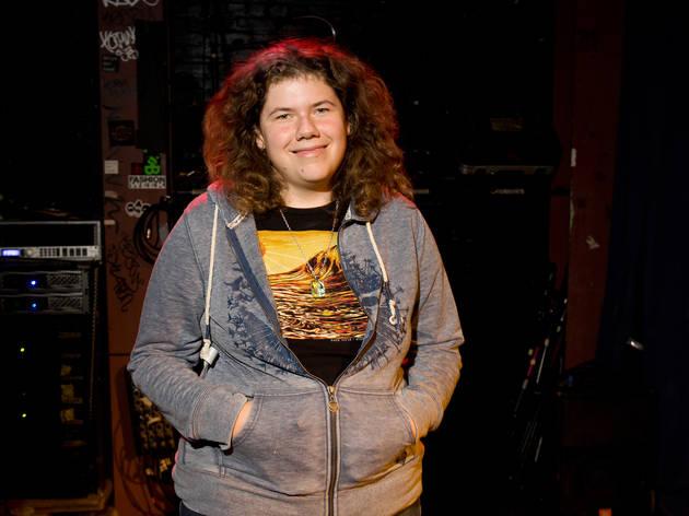 Mattie, 24; social media coordinator and photographer; Long Island City, Queens