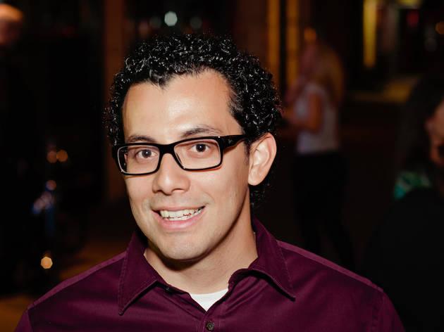 Miguel, 29; teacher; Elizabeth, NJ