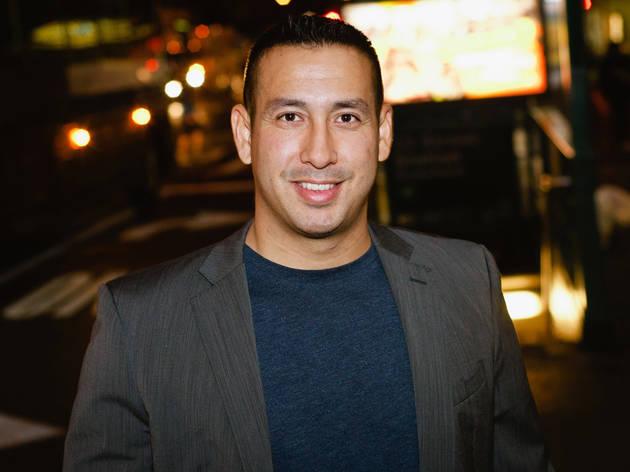 Daniel, 30; pharmaceutical sales representative; Bayside, Queens