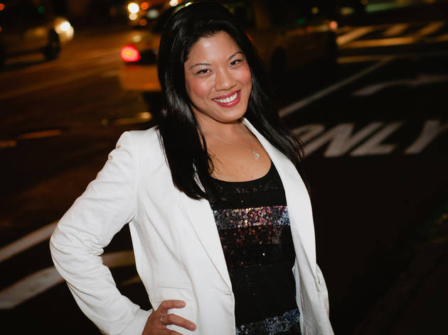 Jasmine, 31; digital resource manager; Jersey City, NJ