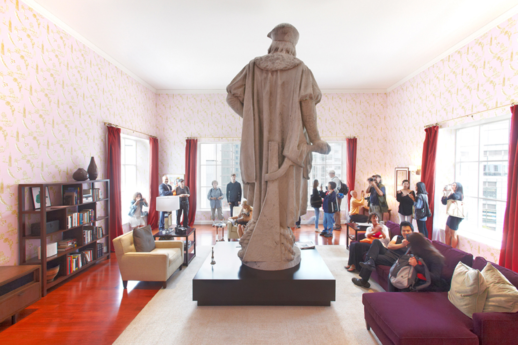 It's Columbus Day! Celebrate by booking for Discovering Columbus