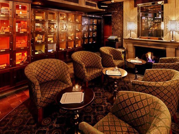 Merchants NY Cigar Bar