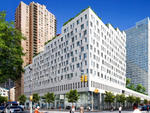 Luxury apartments to rent in NYC: Mercedes House