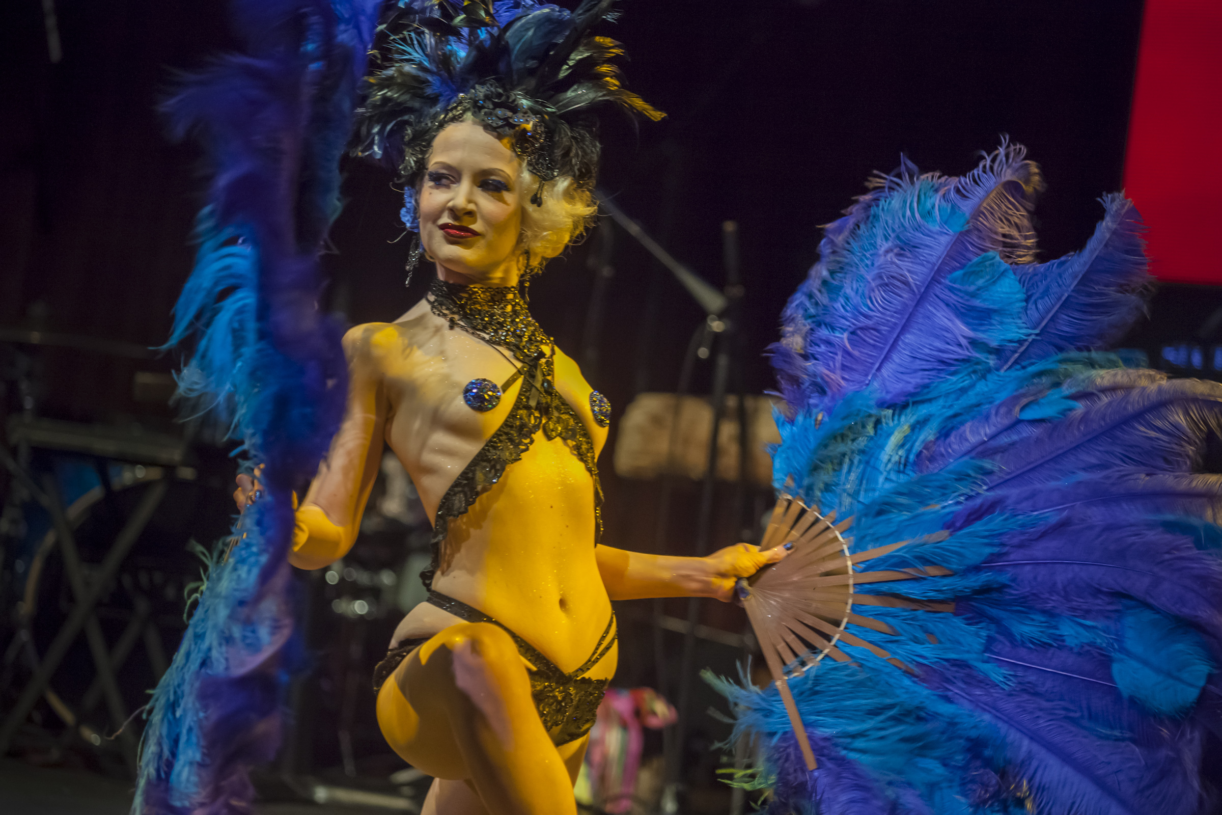 Photos: New York Burlesque Festival's Golden Pastie Awards