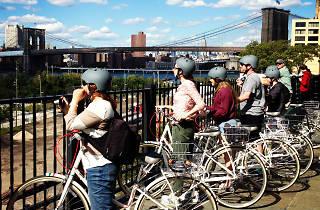 Classic bike tour of Brooklyn