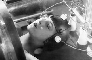 LACMA screens The Complete Metropolis, Brigette Helm in Metropolis