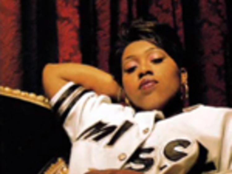 """Friendly Skies"" by Missy Elliott featuring Ginuwine"