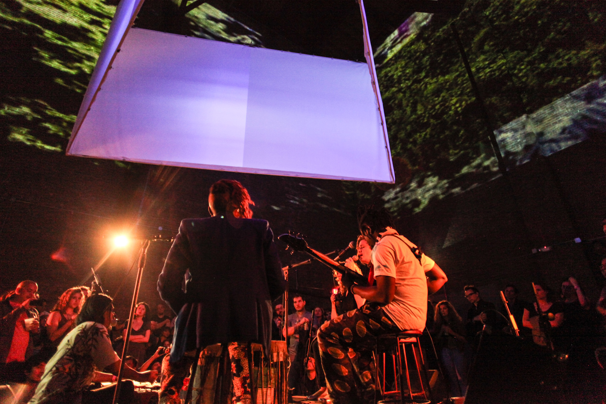 Nuit Blanche New York opens the Autumn Bowl in Greenpoint
