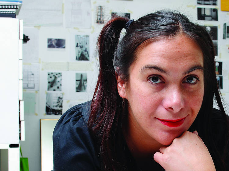 Presentación de libro: Habita Intervenido de Tania Candiani