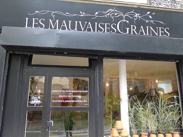Les Mauvaises Graines  (© Barbara Chossis)