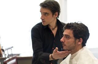 L'Atelier Gentlemen  (Sébastien Paucod, à l'œuvre / © Jeff Lanet)
