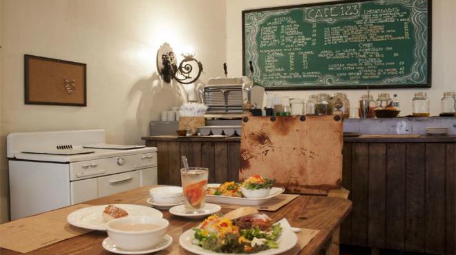 Café 123