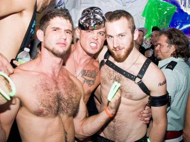 Photos: HustlaBall New York 2012 (NSFW)