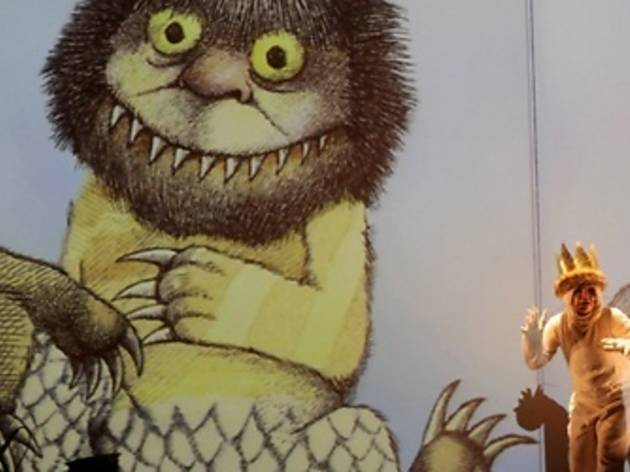 Dudamel Conducts Where the Wild Things Are
