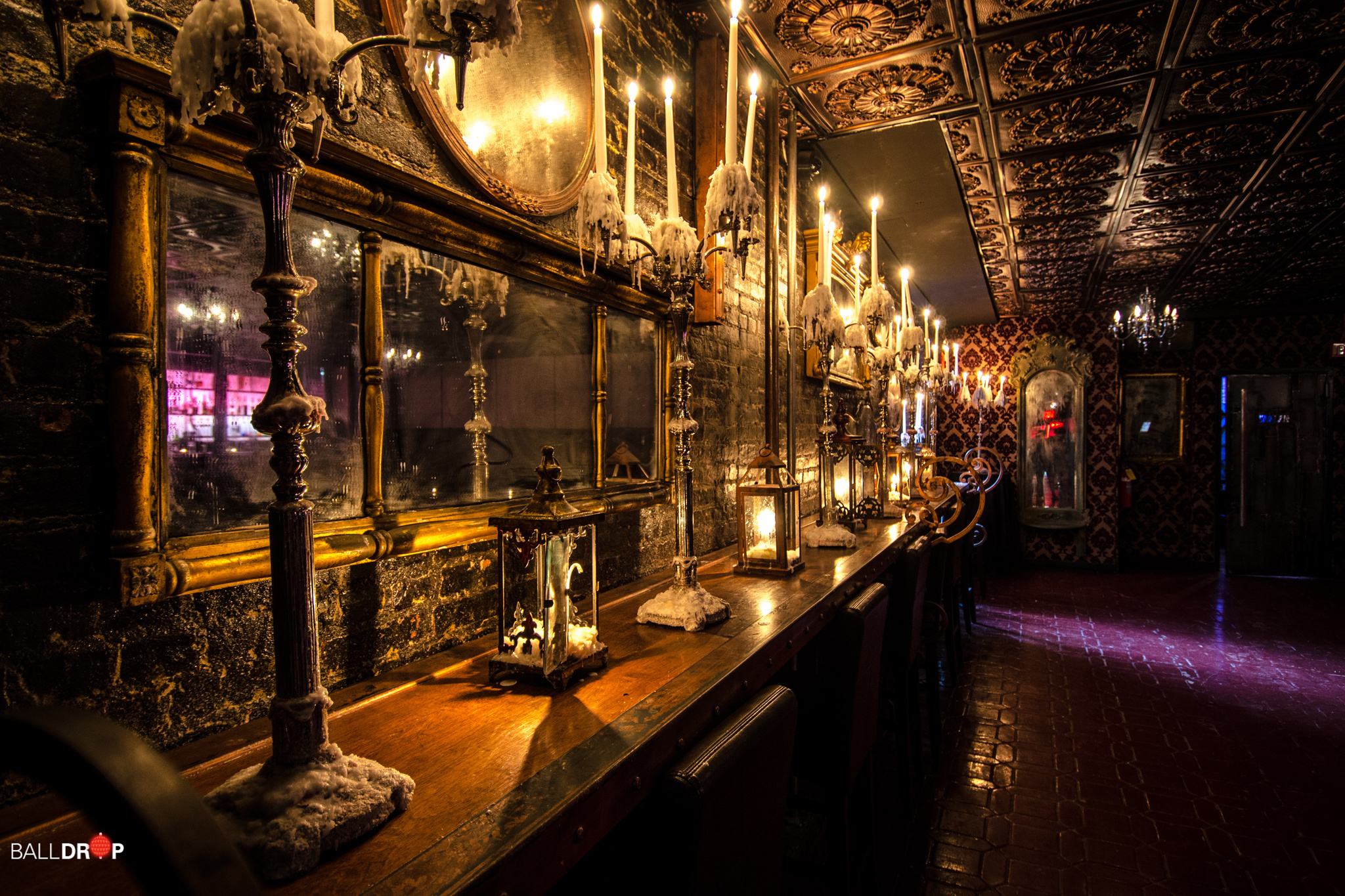 The seven spookiest bars for Halloween in NYC