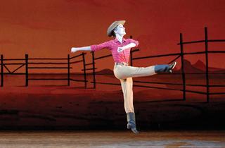 Marian Butler, American Ballet Theatre