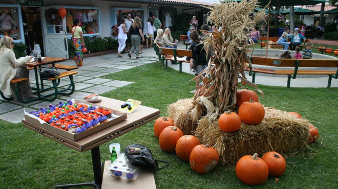 Halloween attractions and family-friendly festivals