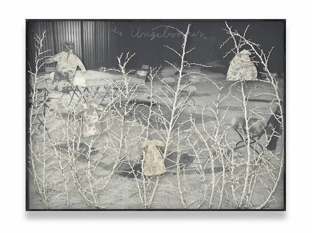 ('Die Ungeborenen', 1988-2010 / © Charles Duprat / Courtesy de la galerie Thaddaeus Ropac / Anselm Kiefer )