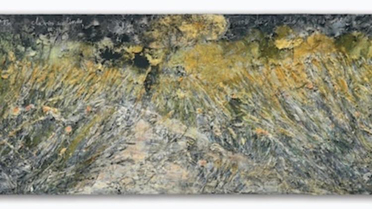 'Mutterkorn', 2011 / © Charles Duprat / Courtesy de la galerie Thaddaeus Ropac / Anselm Kiefer