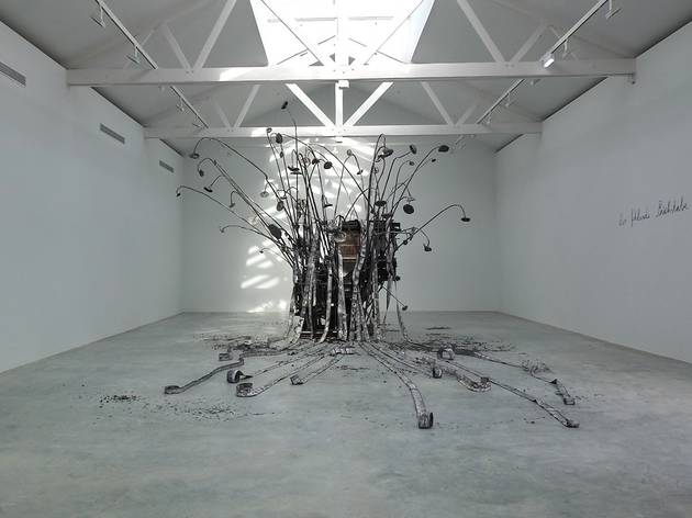 (© TB - Time Out / Anselm Kiefer )