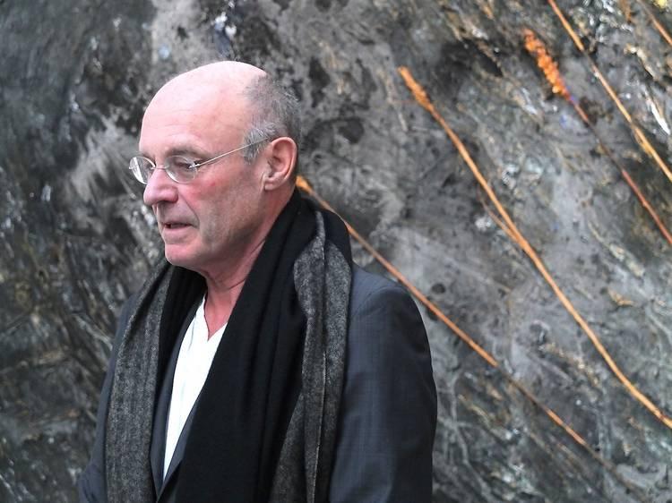 Anselm Kiefer au Centre Pompidou