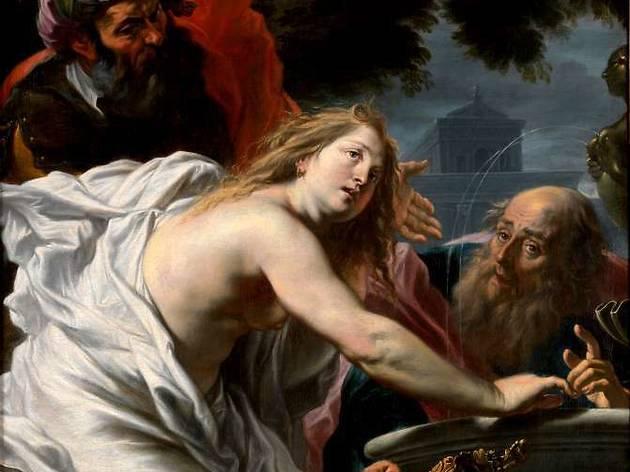 Rubens, Van Dyck, Jordaens et les autres