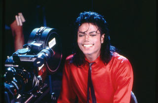 Michael Jackson in Bad 25