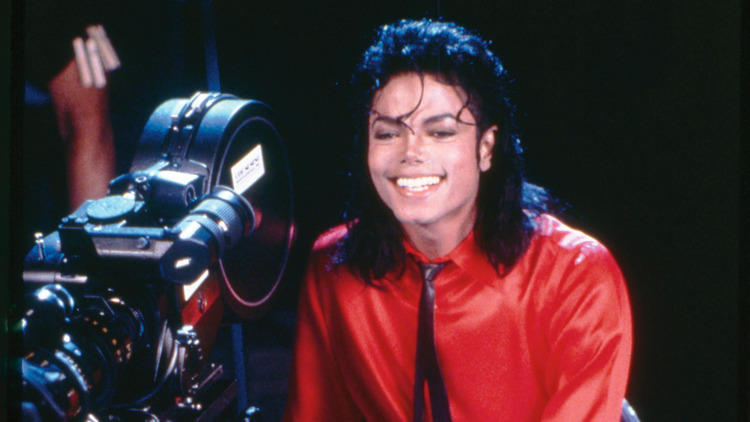 Michael Jackson in Bad 25