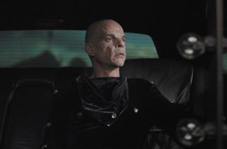 Denis Lavant as M. Oscar in Léos Carax's HOLY MOTORS.  Courte