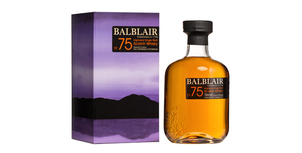 Balblair Single Malt Scotch Tasting Dinner image