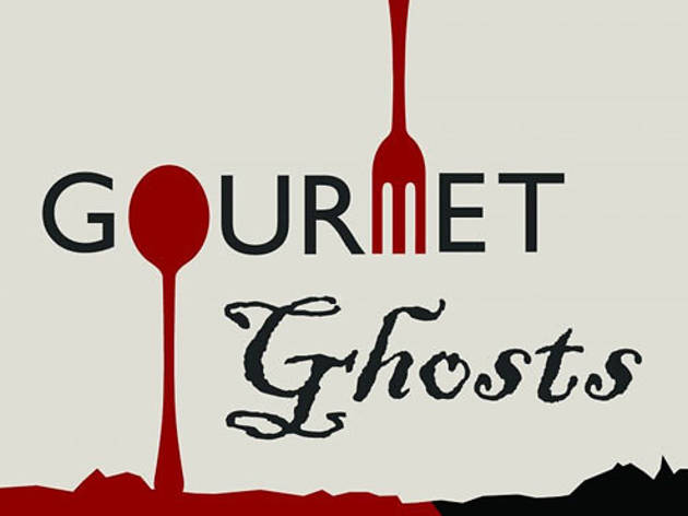 Gourmet Ghosts Reading at The Last Bookstore