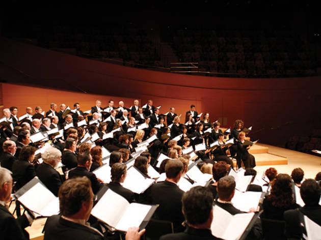 Los Angeles Master Chorale: Organ Extravaganza