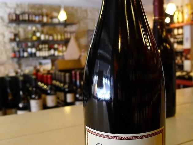Le Vin en Tête (Cuvée 'Le Havre', d'après le film d'Aki Kaurismäki / © Barbara Chossis )