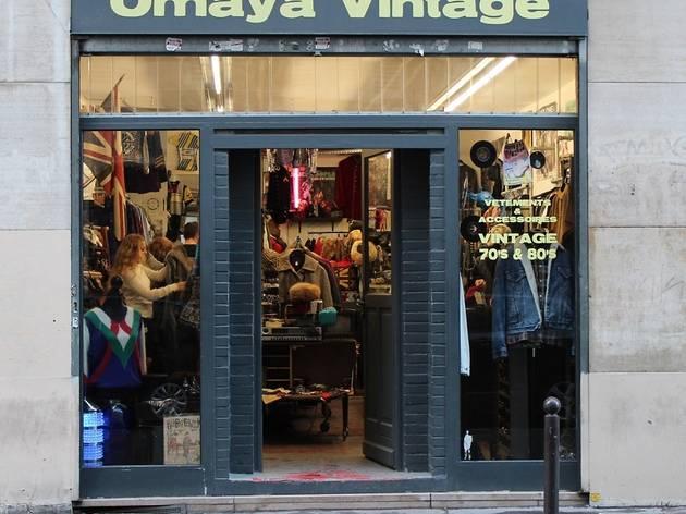 Omaya vintage (© EP)