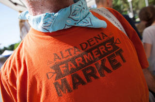 Altadena Farmers Market (Photograph: Jakob N. Layman)
