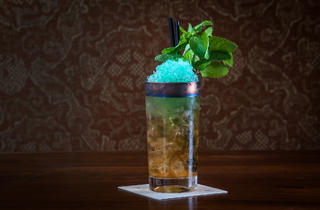 Hobo Julep at Tooker Alley