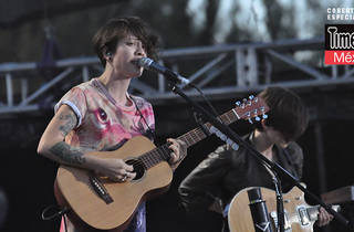 Tegan and Sara (Foto: Marysol Suástegui)