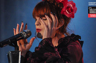 Florence + The Machine (Foto: Marysol Suástegui)
