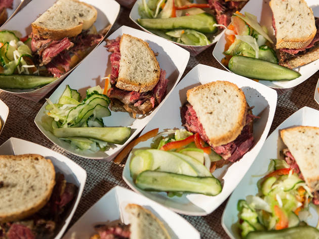 Food & Drink: New York City Wine & Food Festival