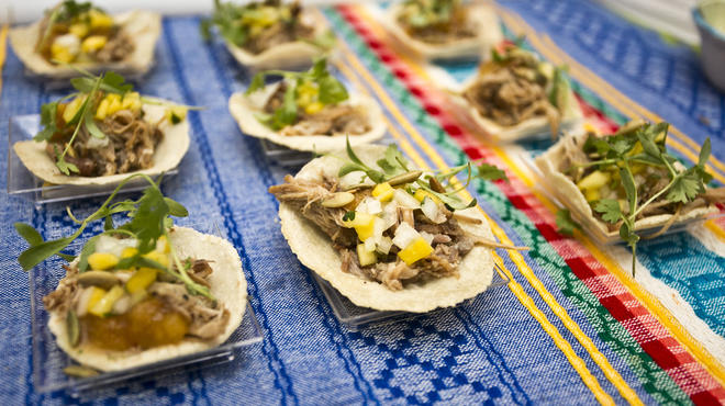 New York City Wine & Food Festival: Tacos and Tequila