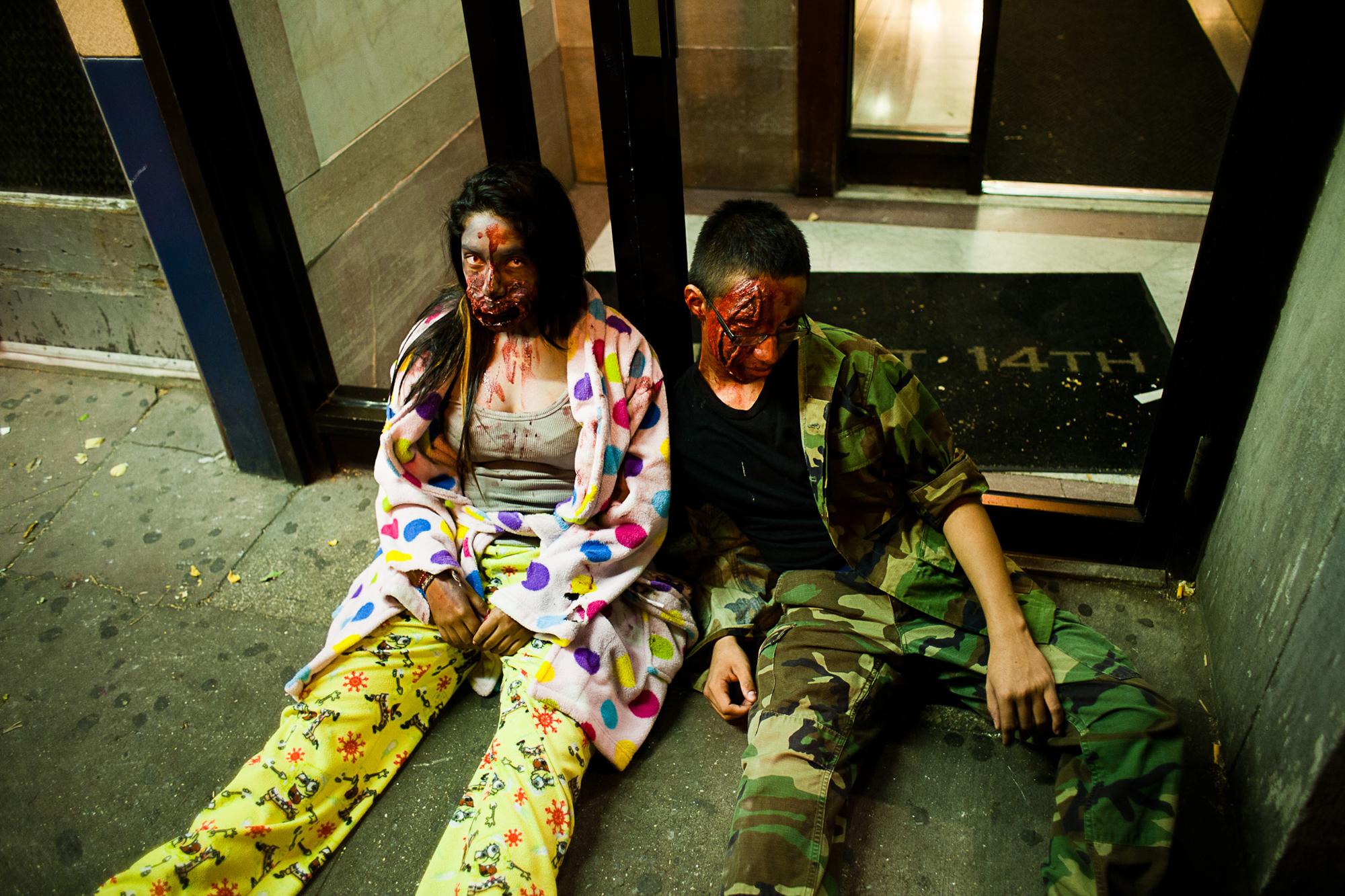 Brooklyn Zombie Crawl