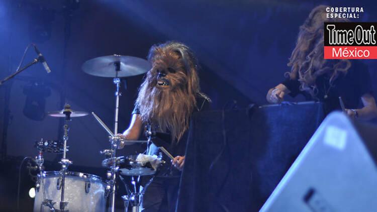 The Wookies (Foto: Marysol Suástegui)